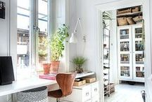Home Office / Dream office! Workspace, home decor
