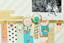 Scrapbooking / Layouts that inspire me and get my creativity going. / by Heidi Giese