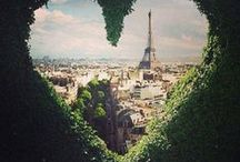 Paris, my love! / I just love Paris. I have been there twice and will for sure go back <3