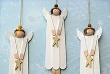 projects | christmas ornaments / by Amanda Roth | ARBR Pictures