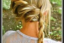 getting my hair did / hair styles / by Lisa Porter