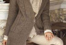bundle up / fall/winter fashion / by Lisa Porter