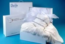 Wedding Gown Preservation and Restoration / Personalized wedding gown cleaning services from our certified members.