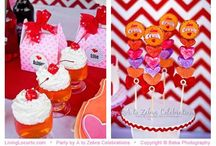 ~Celebrate~Kids~Family Fun~ / kids' parties, events, holidays, celebrations, birthdays, family fun ideas / by Michelle Howard