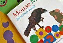 Children Book Projects/Library / by Julia Weinerth Ochsner