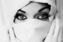 Eyes that speak..