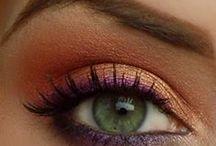 Makeup Inspiration & Tips / by Megan Bailey