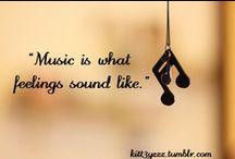 musical stuff / by Jennifer Parkinson