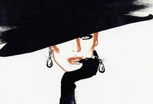 FASHION ILLUSTRATIONS / by Louise Mumby