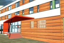 3D architectural visualisation, Hotel Murau, 2006