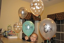 Dates and Future Party ideas / by Shannon Lanns