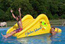 splish, splash / pool / by Lisa Porter