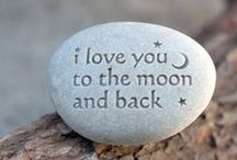 """I Love You To The Moon & Back / A longtime favorite saying from a well know book. """"I love you to the moon and back"""" can now be a treasured keepsake to wear close to you heart. This board is a collection of my favorite jewelry and gifts that fit into the """"I love you to the moon and back"""" theme."""