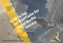 HootSuite Resources / Articles and Information about HootSuite, the Social Media Management Tool.