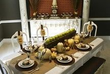 Gather together: Thanksgiving Tabletop