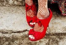 My red red red shoes...