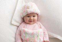Yarning for baby / Knitting & Crocheting baby items
