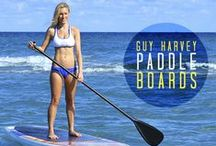 GUY HARVEY PADDLEBOARDS! / Check out Guy Harvey's new paddleboard designs! Awesome way to stay fit and have fun!  www.GuyHarvey.com  #GuyHarvey