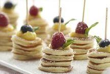 Food: Breakfast & Lunch +