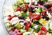mmmmm....salads!!