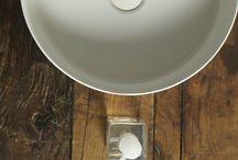Contemporain - Vasques céramique / Sélection de vasques en céramique pour votre salle de bain contemporaine.