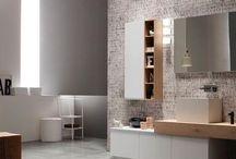 Contemporain - Meubles salle de bain haut de gamme. / Meubles et accessoires haut de gamme pour votre salle de bain contemporaine.