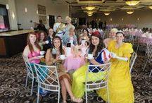 Princess Tea Party / Long Island Aquarium and Atlantis Banquets & Events hosted a magical Princess Tea Party