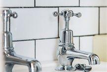 Vintage - Robinets lavabo / Robinets et mitigeurs style rétro pour votre salle de bain vintage.