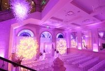 Ceremony Set Ups / Your wedding ceremony is just the beginning of your fabulous dream wedding day. Check out some gorgeous ceremony set ups at Atlantis Banquets & Events!
