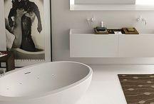 Minimaliste - meubles salle de bain / Nos collections de meubles pour la salle de bain style minimaliste.