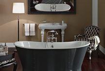 Vintage - bain