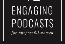 Writing. Podcasts. Talks
