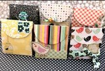 GIFT WRAP & KOOL PACKAGING / fun and unusual ways to wrap gifts / by Denesse Mcbayne