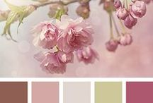 Color Pallettes for Papercrafters / Color Combinations for Inspiration