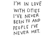 travel {love} / i want to go to there