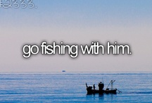 Summer of Camping and Fishing