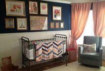 arbor's nursery / baby girl's nursery