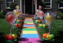 Party Ideas / by Kari Gilbert Belieu Bullock