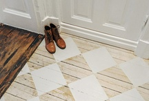 Hallways/Stairways  / by Valaurie Julie