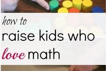 CMB Early childhood math / by Callie Hamilton