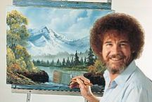 Celebrity Canvas / by Patrick Welker