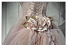 Gorgeous Dressforms / What was once functional is a piece of beauty, home decor and staging for wonderful crafts.  Decadence at it's finest and the sign of exquisite taste.