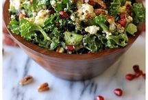 lunch recipes / sandwich and salad recipes and inspiration for lunchtime meals