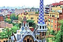 Gaudi / Gaudi is God's Architect in Barcelona Spain