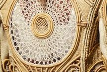 Surface - Texture /  - textiles- repetition - inspiration / by Kate Braithwaite