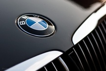 BMW / by Tomoaki Wada