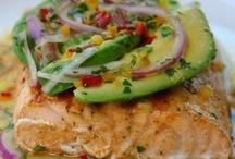 Seafood creations