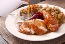 Turkey Day / Recipes tried-and-true and new for Thanksgiving Day.