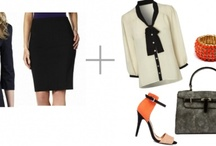 The Work World / Work outfits to break the glass ceiling!  / by Fit in Clouds