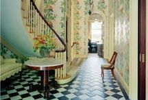 Inside/Interior/Home / by Kate Braithwaite